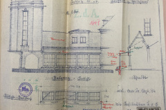Bauantrag-zum-Anbau-fuer-Konstruktionsbueros-1934-fuer-Fabrikanlage-der-Firma-Anschuetz-Erdgeschoss-am-Heikendorfer-Weg-9-27-in-Kiel-Neumuehlen