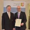 Verleihung Verdienstkreuz 1. Klasse