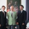 Prof. Olesen, University of Copenhagen, Danish Headache Center visiting Kiel Pain Center