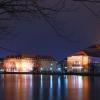 The City of Kiel at Kiel Harbour, Baltic Sea
