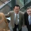Prof. Fumihiko Sakai, President of Japan Neurological Society and Asian Headache Society visiting Kiel Pain Center