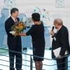 Preisübergabe durch Staatssekretärin im Gesundheitsministerium Gudrun Schaich-Walch