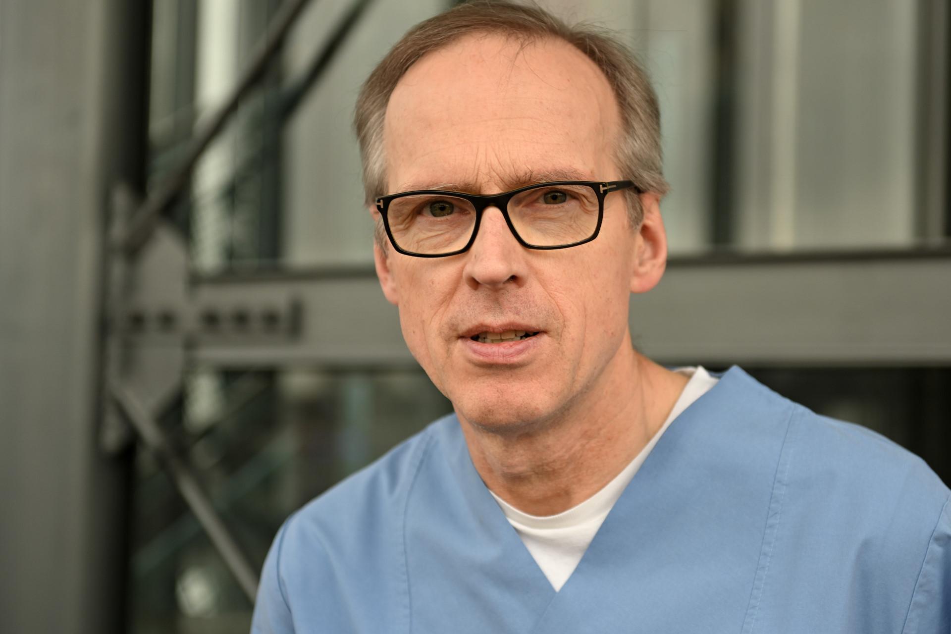 Dr. med. Peter Rebeski